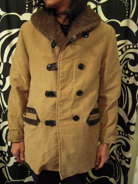 Mackinaw COAT & Remaked CAP_d0121303_12181648.jpg