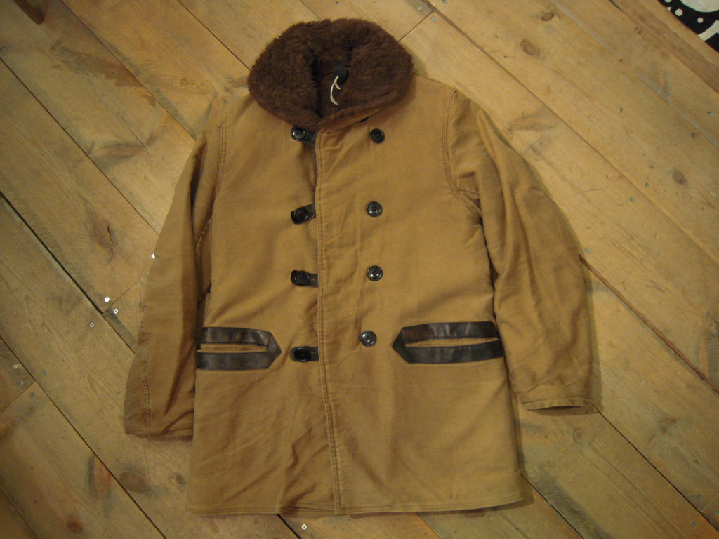 Mackinaw COAT & Remaked CAP_d0121303_1223570.jpg
