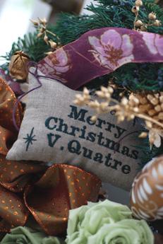 クリスマスリース作り_f0179528_0351342.jpg