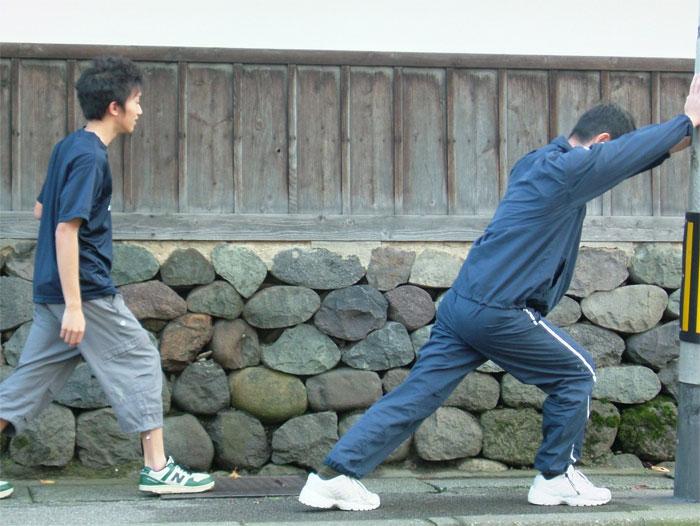 ジョギング With 長男_c0110051_9521151.jpg
