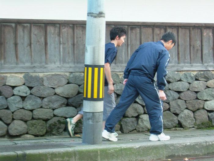 ジョギング With 長男_c0110051_9524250.jpg