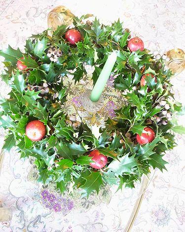 主イエスの待降節 クリスマス・アドヴェント第1主日 *。。*。:☆.。† _a0053662_167142.jpg