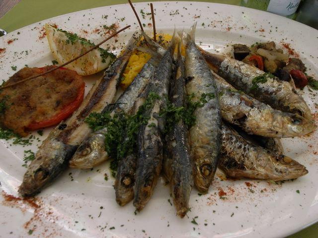 魚を食べるために海へ?(南フランス)_f0119071_17532021.jpg