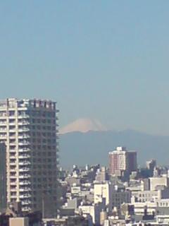 朝一の富士山_c0009877_957283.jpg