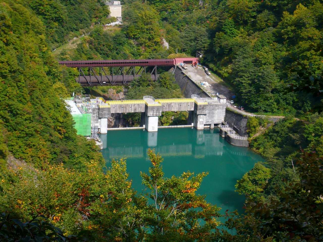 池の平・仙人池から阿曽原温泉へ (3日目)_e0110500_134197.jpg