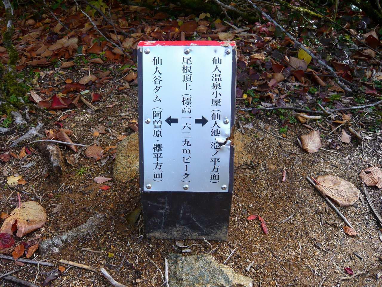 池の平・仙人池から阿曽原温泉へ (3日目)_e0110500_9501955.jpg