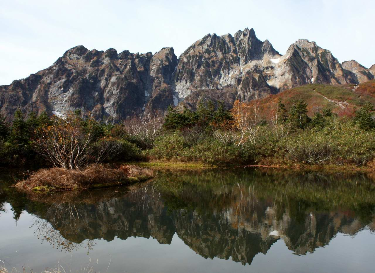 池の平・仙人池から阿曽原温泉へ (3日目)_e0110500_961988.jpg