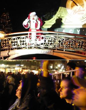 Macy\'sのクリスマス・イルミネーション点灯式_b0007805_15323762.jpg
