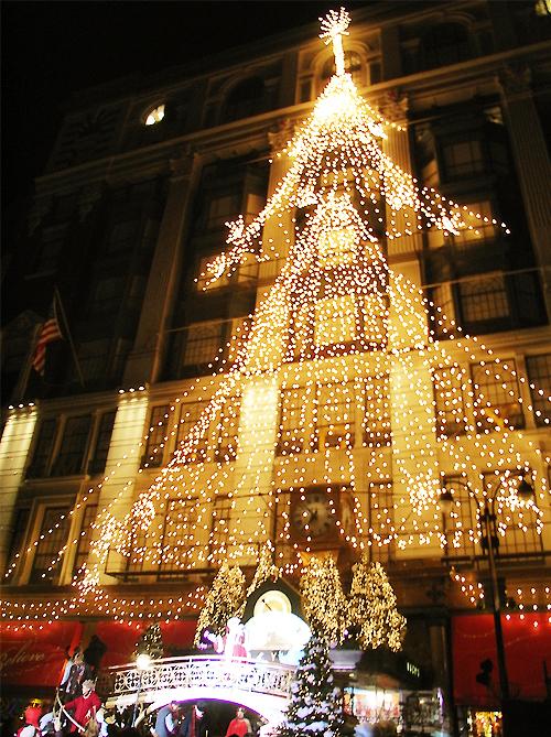 Macy\'sのクリスマス・イルミネーション点灯式_b0007805_15361531.jpg