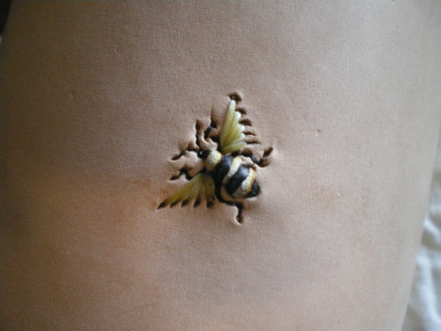 ハチのひみつ_c0168433_13372370.jpg