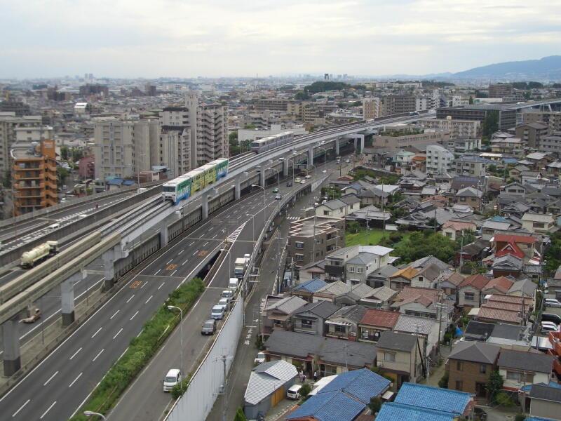 中央 環状 線 大阪