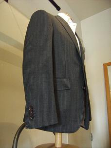 オーダーメイドメニュー【スーツ&ジャケット】 その八 Savile Row お客さん新作編_c0177259_23231771.jpg