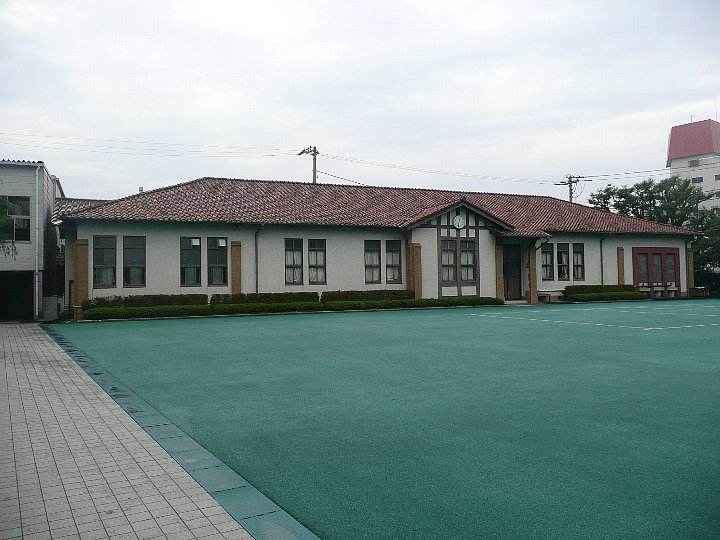 横浜共立学園本校舎_c0094541_17193474.jpg