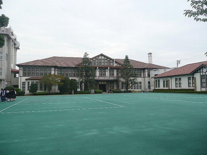 横浜共立学園本校舎_c0094541_17214886.jpg