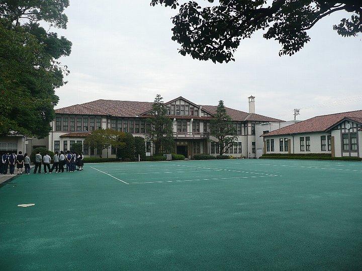 横浜共立学園本校舎_c0094541_1731255.jpg