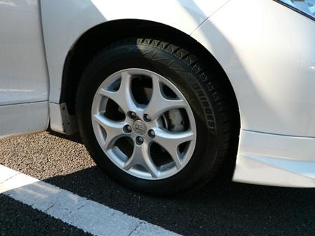 2008 冬支度…スタットレスタイヤに履き替え_c0134862_19462880.jpg