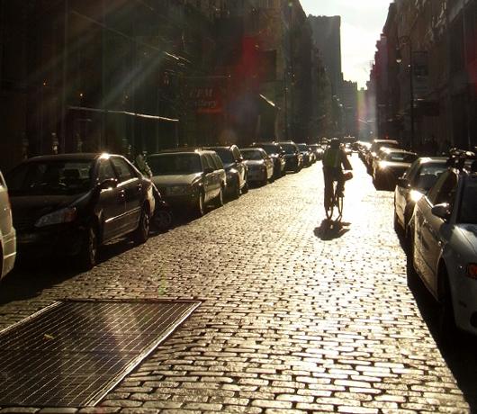 冬のニューヨークのSOHOの街角風景_b0007805_14301633.jpg