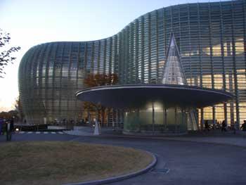 国立新美術館とサントリー美術館_b0129807_23463983.jpg