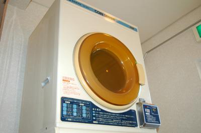 乾燥機、きたぁ~。_f0096216_1562434.jpg