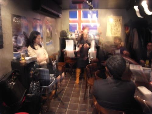 Soup Stock Tokyoはスープも音楽もアイスランド! 四谷三丁目にアイスランド・バー登場?!_c0003620_20235562.jpg