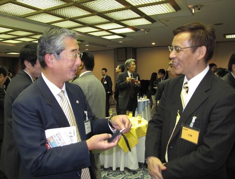 东京举行日本企业与中国媒体交流会_d0027795_2215438.jpg
