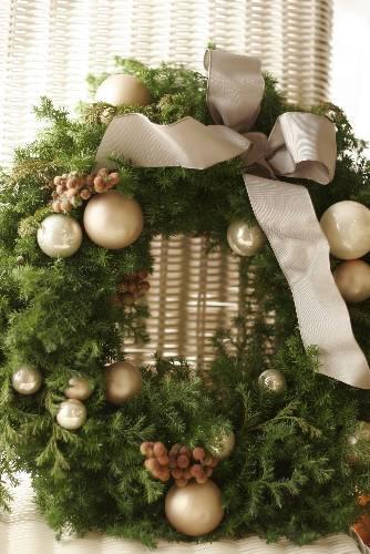 クリスマスリース_c0097842_2120865.jpg