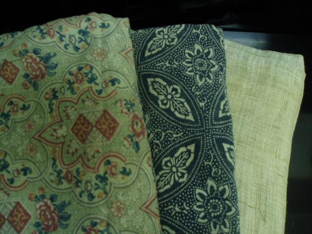 更紗、藍染、絣のもの買い取りいたします。_c0160244_17462688.jpg