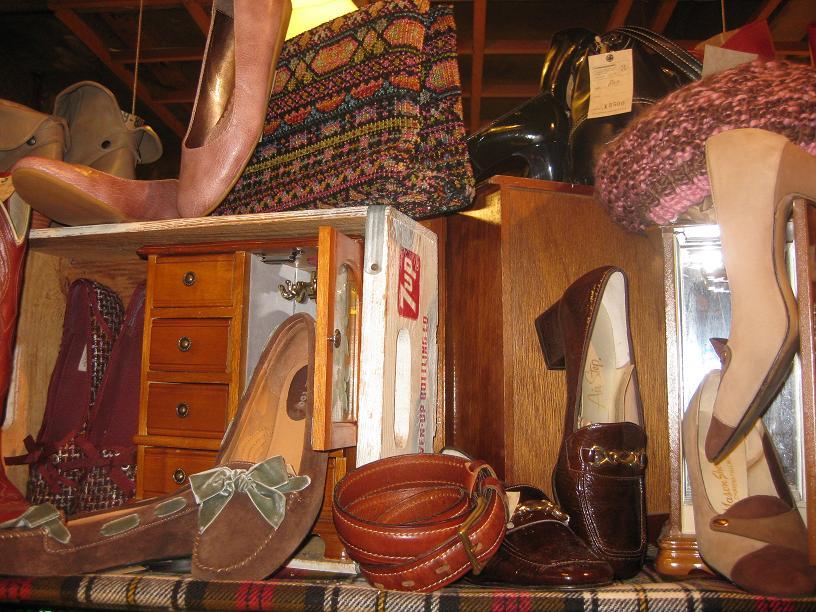 レディース秋冬靴、大量入荷♪_a0108963_14465496.jpg