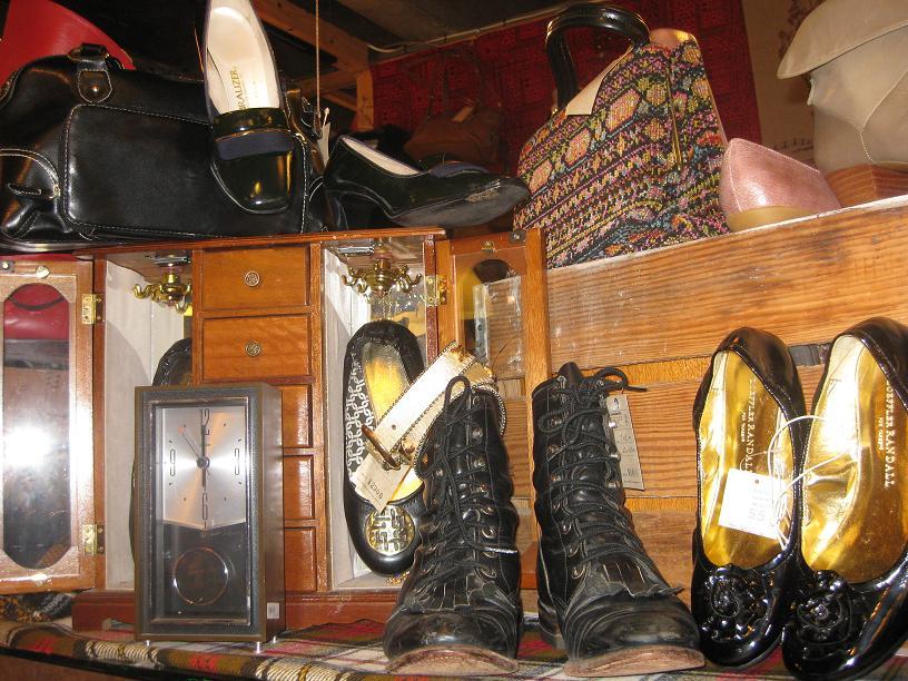 レディース秋冬靴、大量入荷♪_a0108963_14475176.jpg
