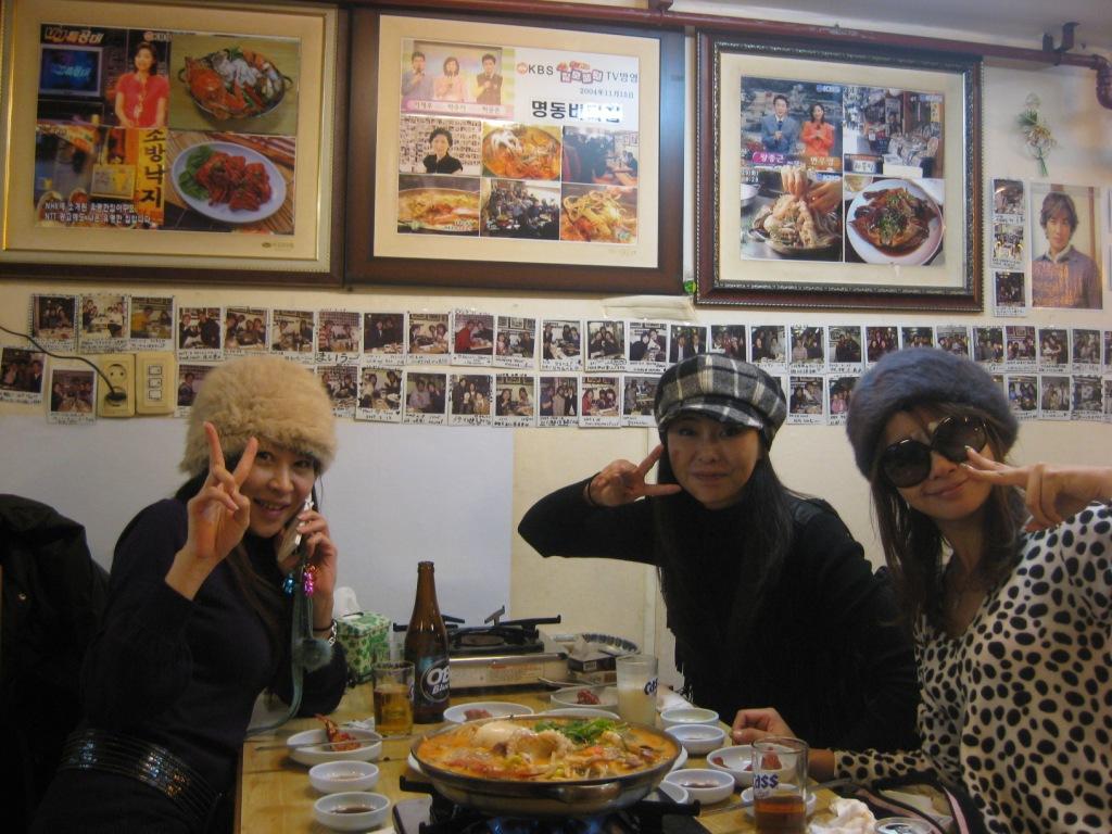 Lotte・・そして海鮮・・・_c0126170_103782.jpg