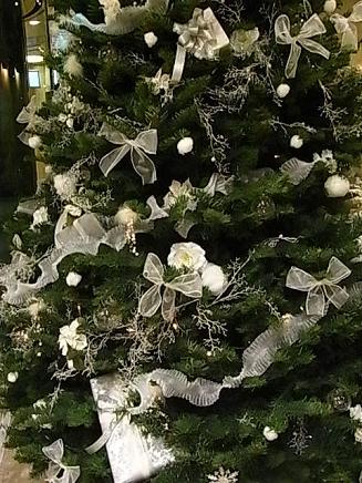 HANZOYAのクリスマスツリー2008_b0105897_28573.jpg