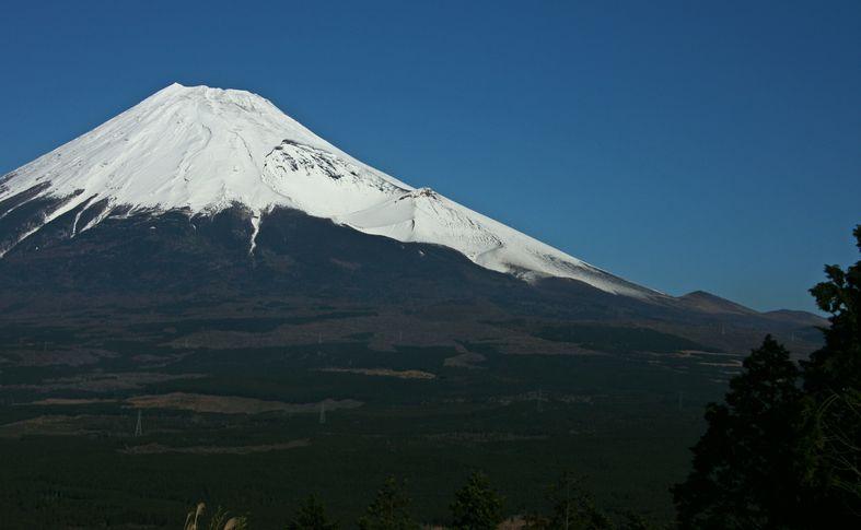 冬の富士山_c0073016_23554296.jpg
