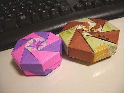 簡単 折り紙 折り紙 小物 : ikkaku.exblog.jp