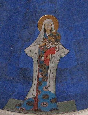日本聖殉教者教会@チヴィタヴェッキア_f0179663_18541921.jpg