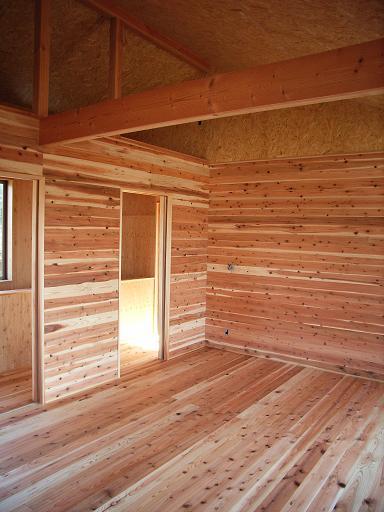 Eさんの家 もう少しで完成_a0039934_19232636.jpg