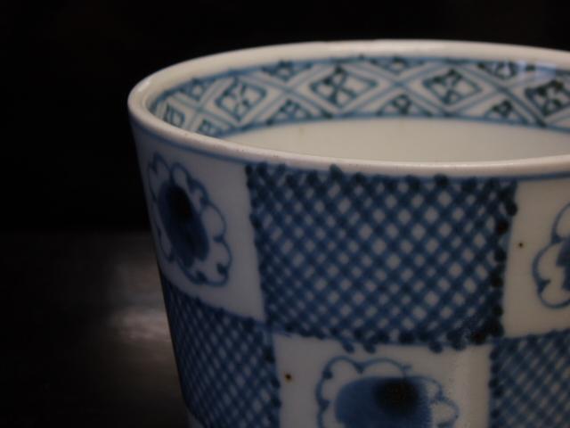 伊万里、地元の染め付け陶器買取致します。_c0160244_1638586.jpg