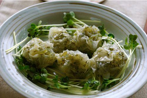 小豆と豆腐のあったかムース_e0110659_1026079.jpg