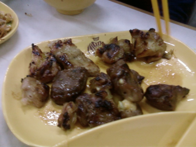 小曼谷泰國菜館@九龍城_e0155771_1537159.jpg