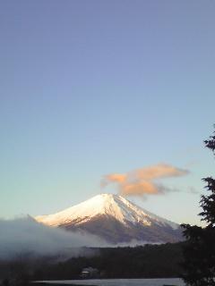 今朝の富士山_b0084194_734254.jpg