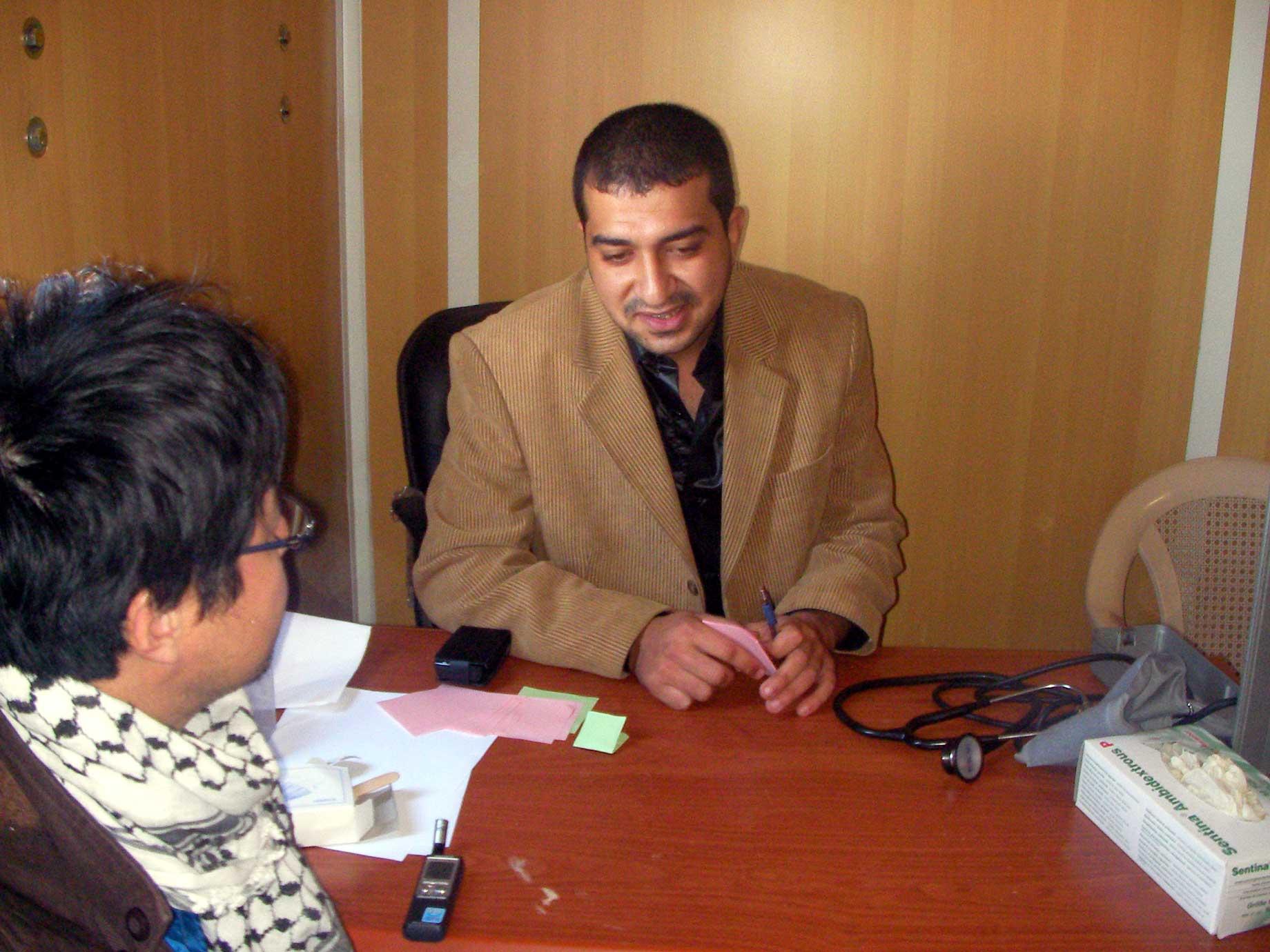 難民キャンプ訪問 その2(シリア・イラク国境)_f0155297_6465632.jpg