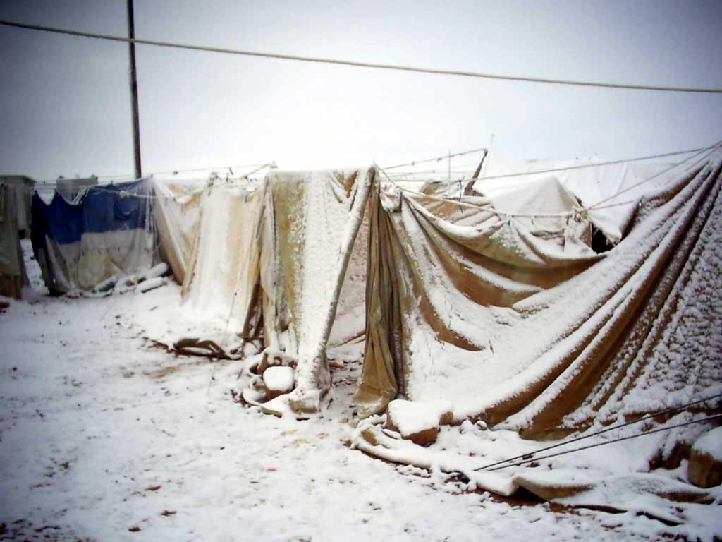 難民キャンプ訪問 その2(シリア・イラク国境)_f0155297_6544293.jpg
