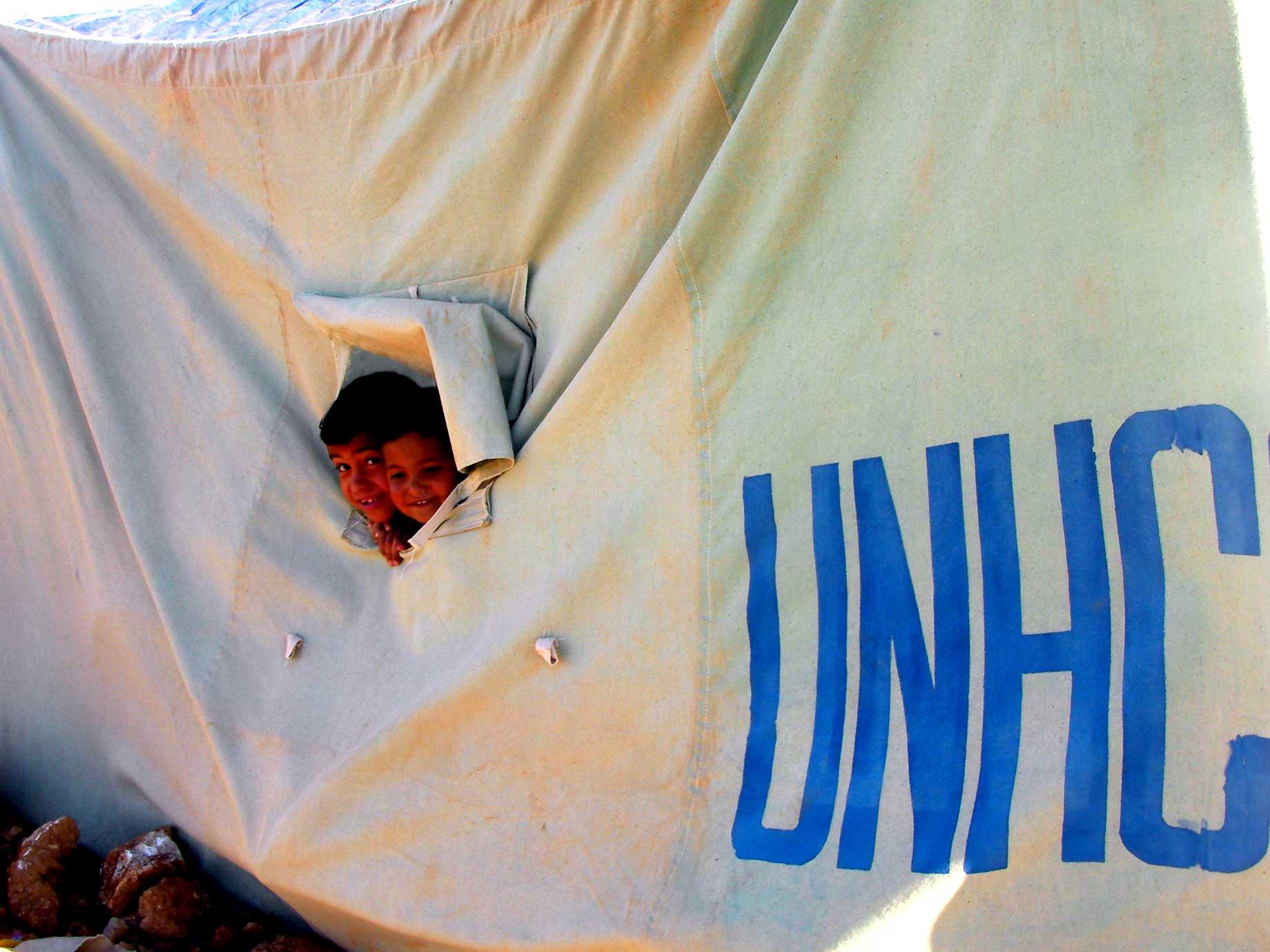 難民キャンプ訪問 その2(シリア・イラク国境)_f0155297_723357.jpg