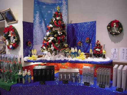 ちこり村でクリスマス限定オリジナルボトル_d0063218_20572182.jpg