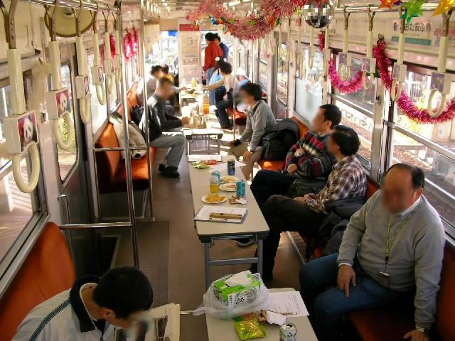 阪堺電車貸切忘年会_a0066027_20303512.jpg