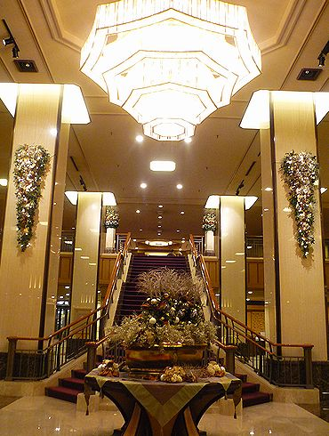 冬の同窓会&クリスマスパーティー at 帝国ホテル。。。.☆*:.。.☆*†_a0053662_315430.jpg
