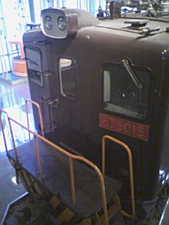 東武博物館のED5015号機_e0013178_135201.jpg