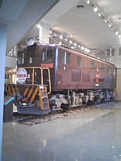 東武博物館のED5015号機_e0013178_1352038.jpg
