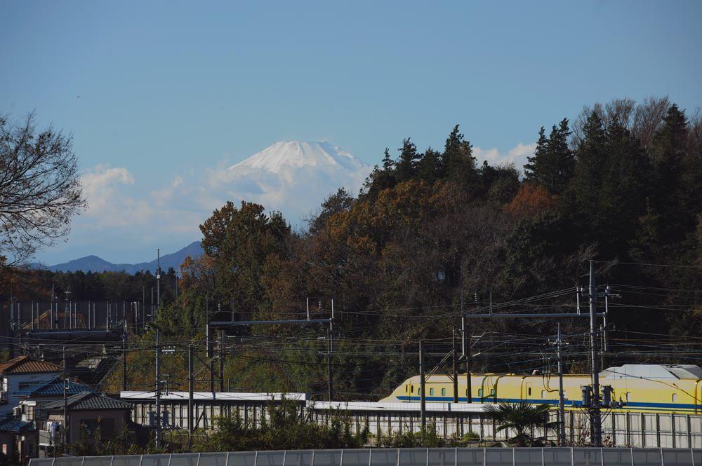 ただの水浴びです/富士山とDY_b0024798_685875.jpg