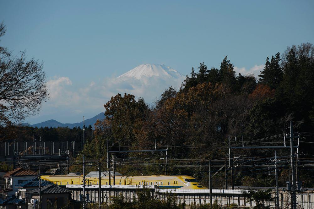 ただの水浴びです/富士山とDY_b0024798_691257.jpg