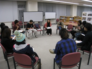 「教室内の異文化をどう理解するか」講座を開催しました。_c0167632_1773978.jpg
